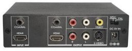 Konwerter HDMI na CVBS/S-Video/ Audio Lindy 32597