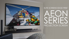 Ekran Elite Screens Aeon EDGE FREE ALR AR100DHD5